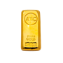 250 g ABC Bullion Gold cast bar