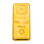 1 kg ABC Bullion Gold cast bar